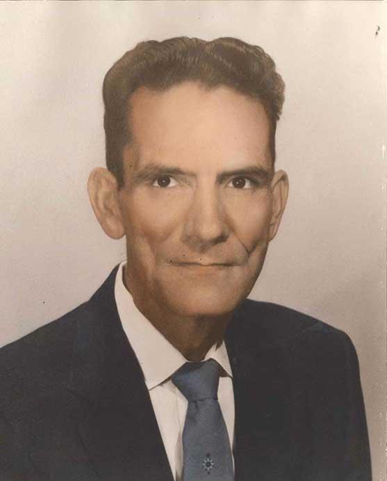 R.G. Jones founder