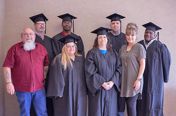 Rescue mission graduates