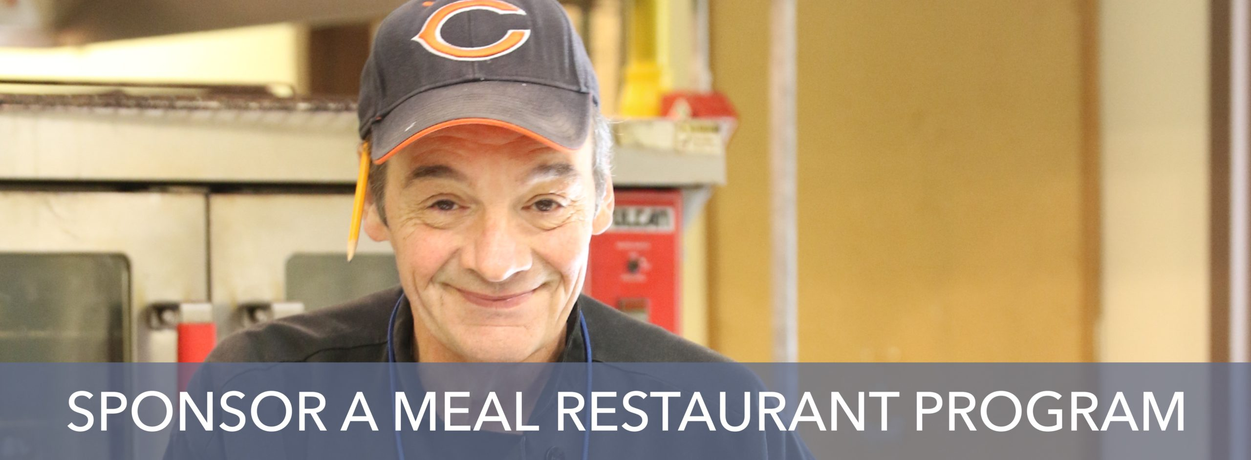 Sponsor a Meal Restaurant Program